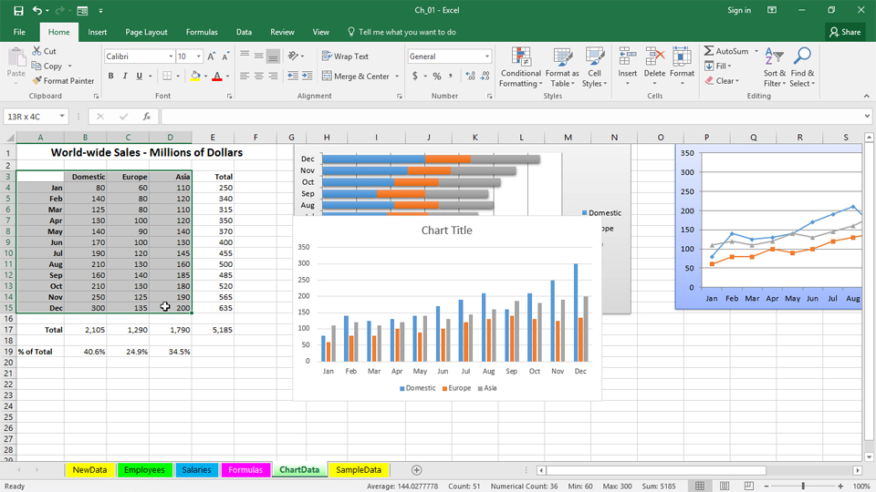 Ediblewildsus  Surprising Excel  Tips And Tricks With Foxy Welcome Excel  Tips And Tricks With Comely Ttest Paired Two Sample For Means Excel Also Coding Data In Excel In Addition What Is Excel File Extension And Excel Match Function Example As Well As How To Make Bar Charts In Excel Additionally How To Use Pivot Table In Excel  From Lyndacom With Ediblewildsus  Foxy Excel  Tips And Tricks With Comely Welcome Excel  Tips And Tricks And Surprising Ttest Paired Two Sample For Means Excel Also Coding Data In Excel In Addition What Is Excel File Extension From Lyndacom