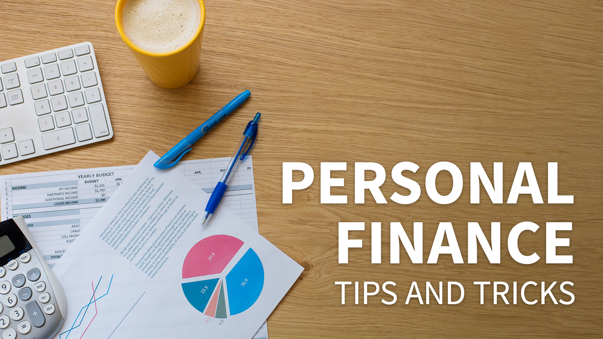 Personal Finance Tips and Tricks