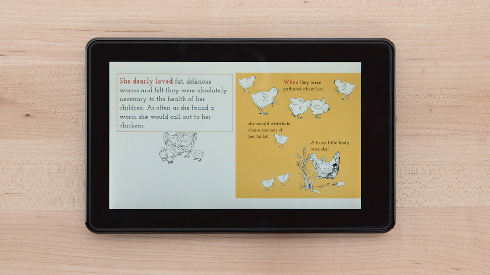 Exporting images as background spreads: Creating Fixed-Layout eBooks for the Kindle