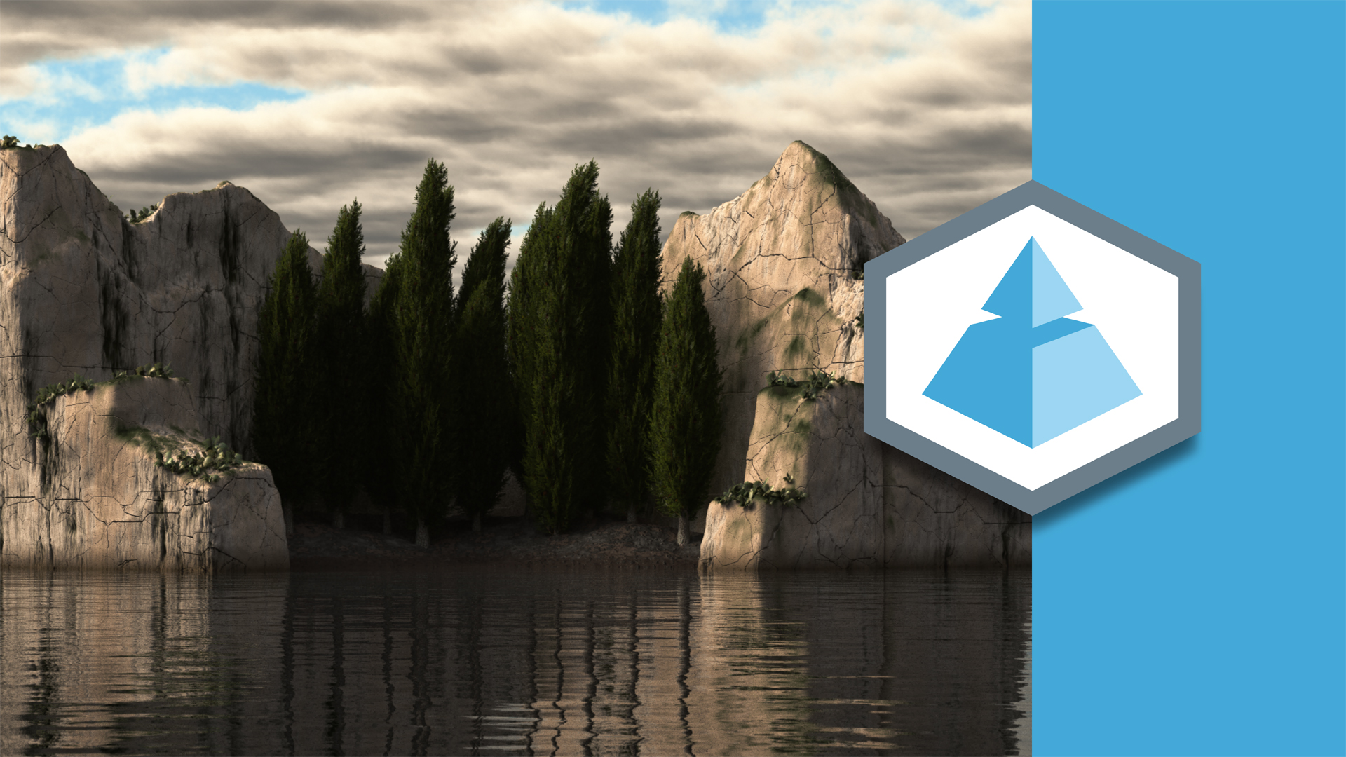 Welcome: VUE: Animating a Landscape