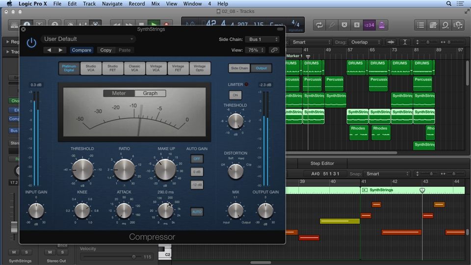 Template examples in Pro Tools: A Prolific Music Producer's Workflow for Finishing Tracks