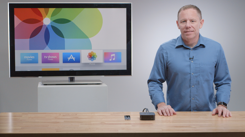 Parental controls: Up and Running with Apple TV