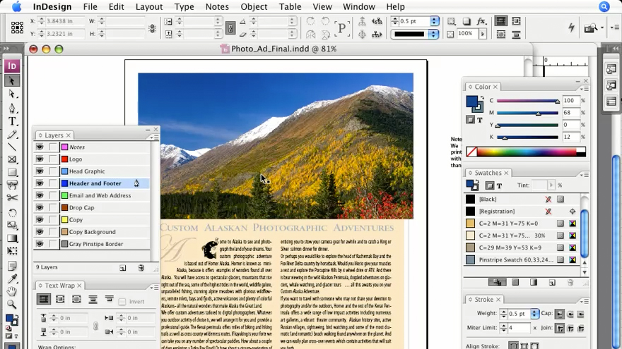 Welcome: InDesign CS3 Prepress Essentials