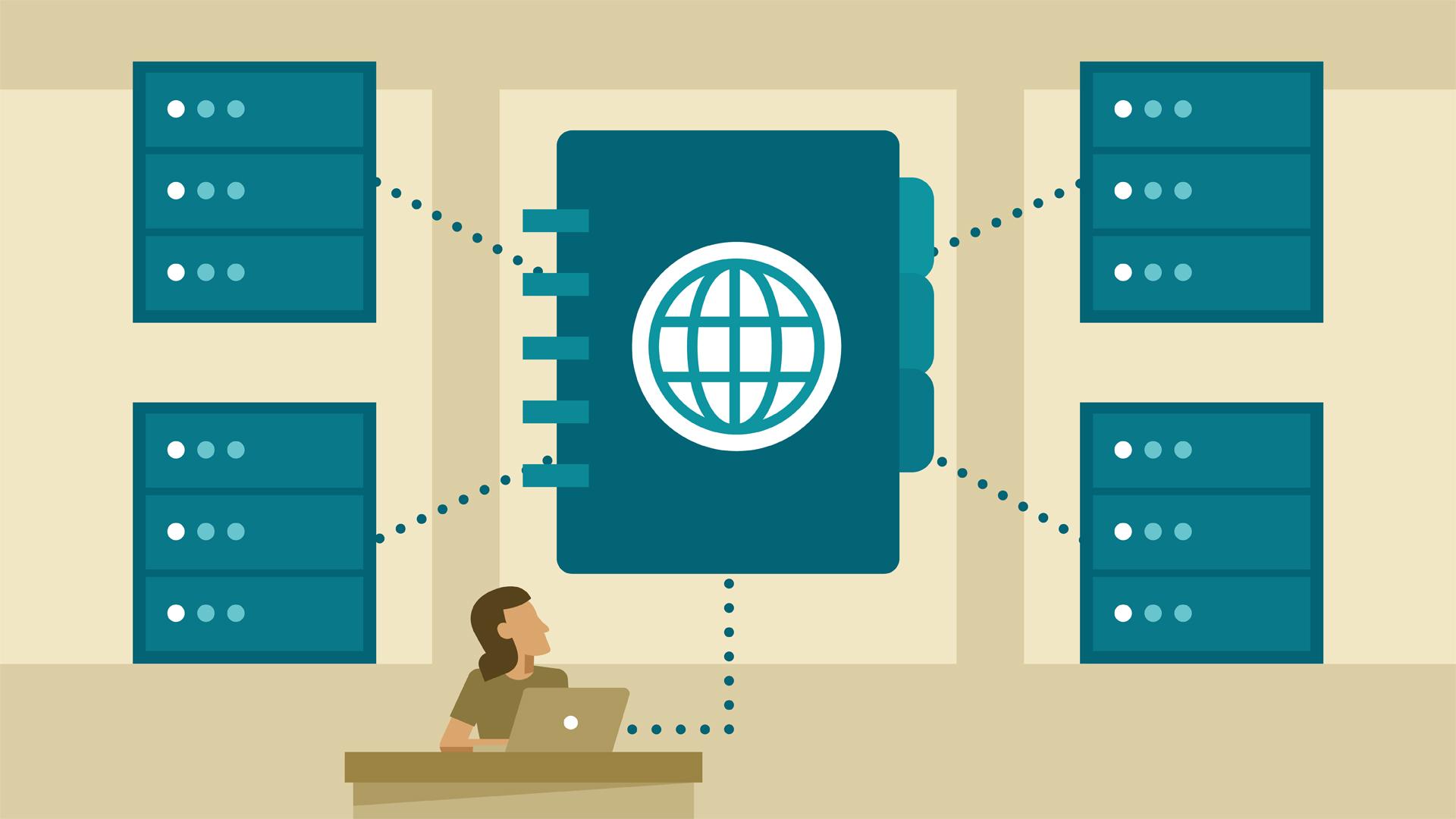 [Lynda] Managing DNS Essential Training