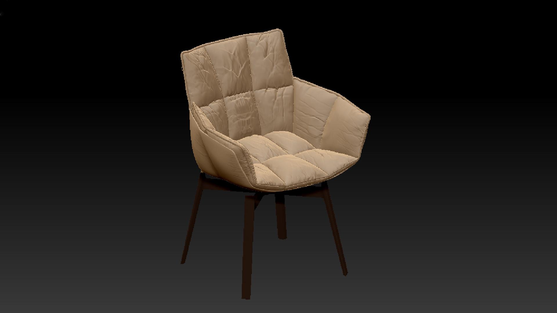 3ds Max y ZBrush práctico: Modelado de muebles