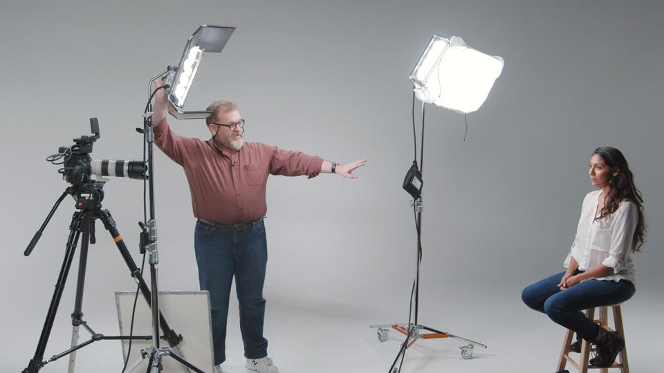 lights for online teaching