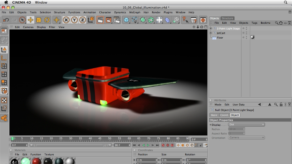 Welcome: CINEMA 4D R11.5 Essential Training