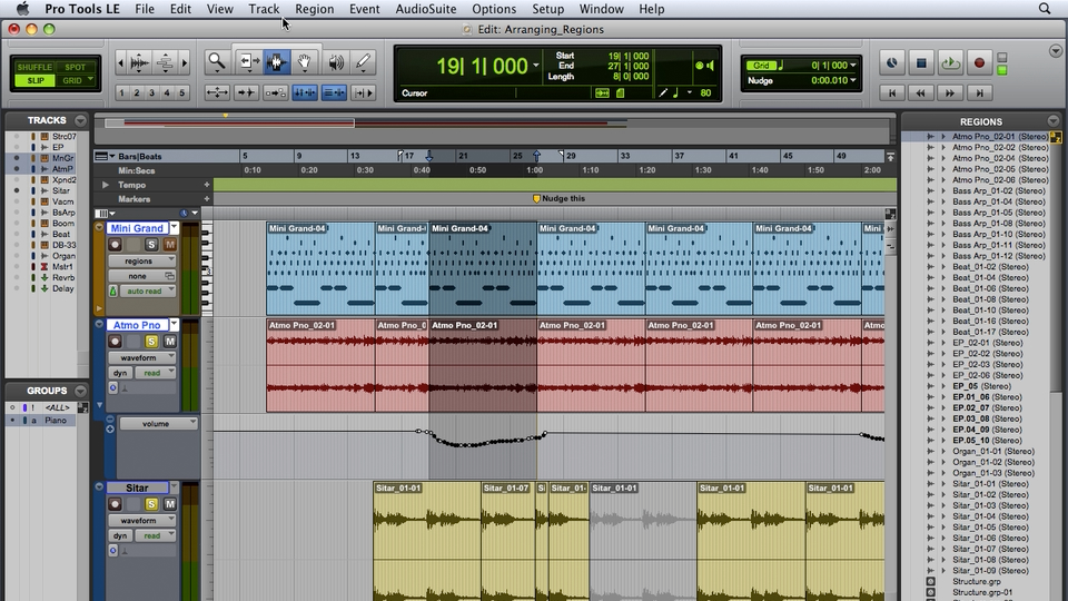 Welcome: Pro Tools 8 Essential Training
