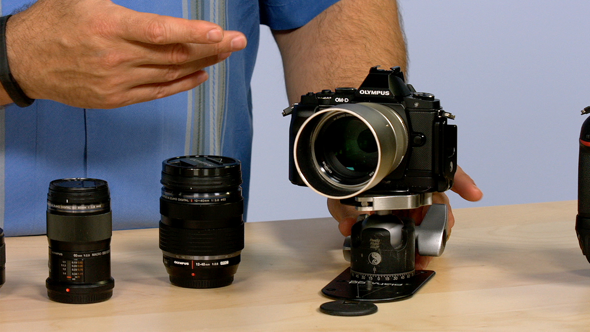Learning to Use Mirrorless Cameras