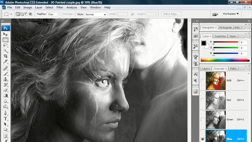 Welcome: Photoshop CS3 Channels and Masks: The Essentials