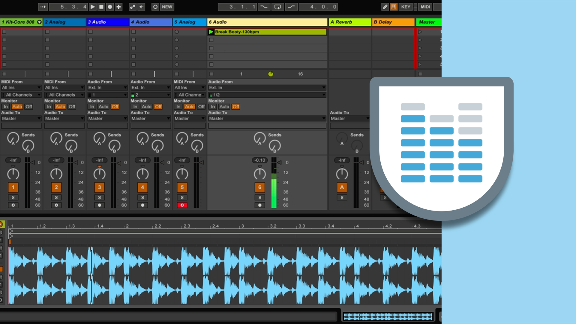 Welcome: Producing Electronic Music in Ableton Live
