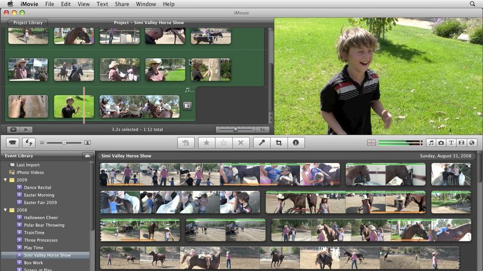 Welcome: iMovie '09 Essential Training