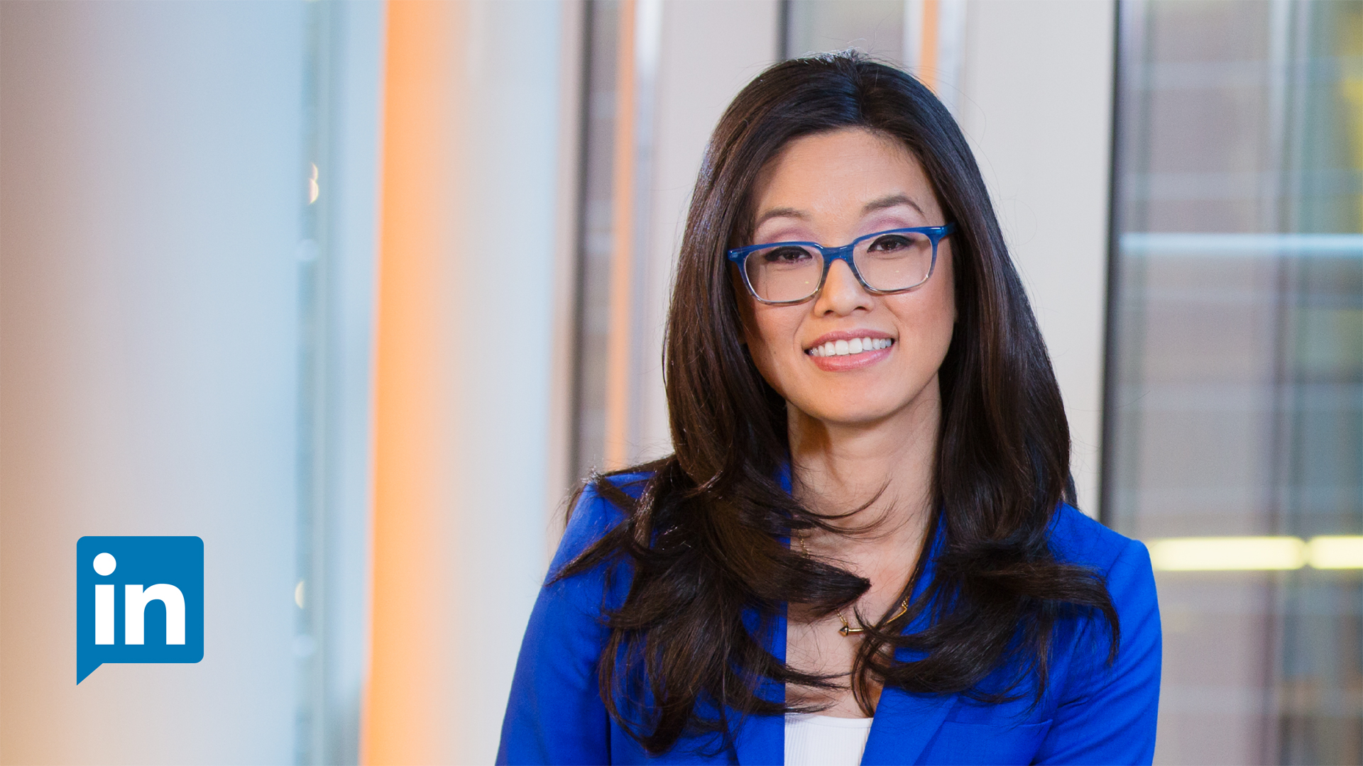 Welcome: Betty Liu on Career Success