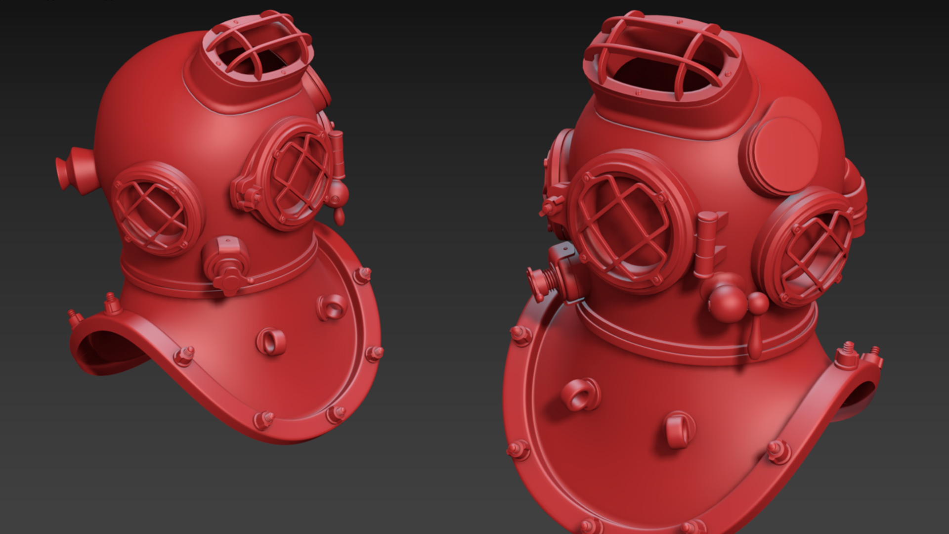 3ds Max Hard Surface Modeling