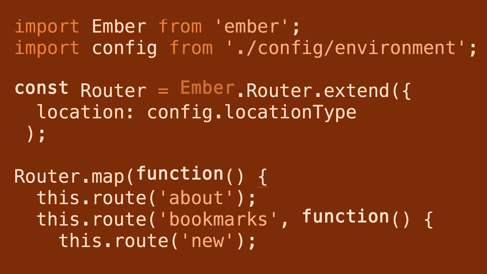 Welcome: Ember.js Essential Training