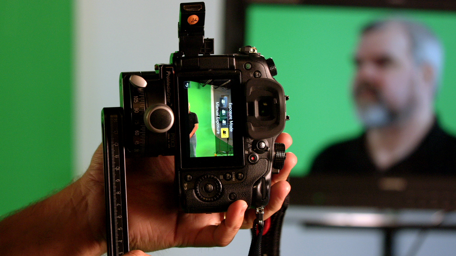 Improving the quality of green-screen shots: Video Gear: Technical Tips