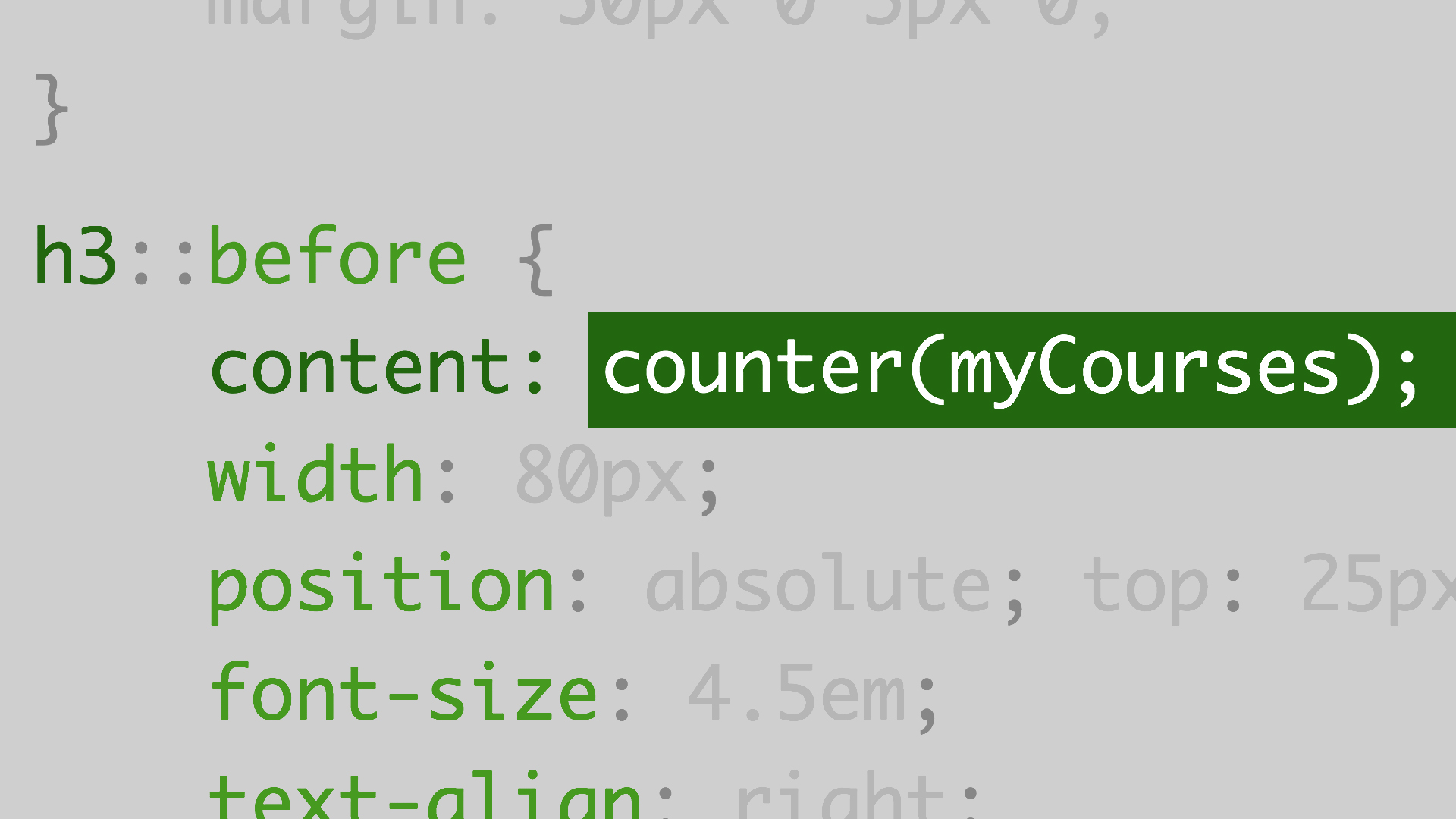 Design the Web: Using Counters and Resets in CSS