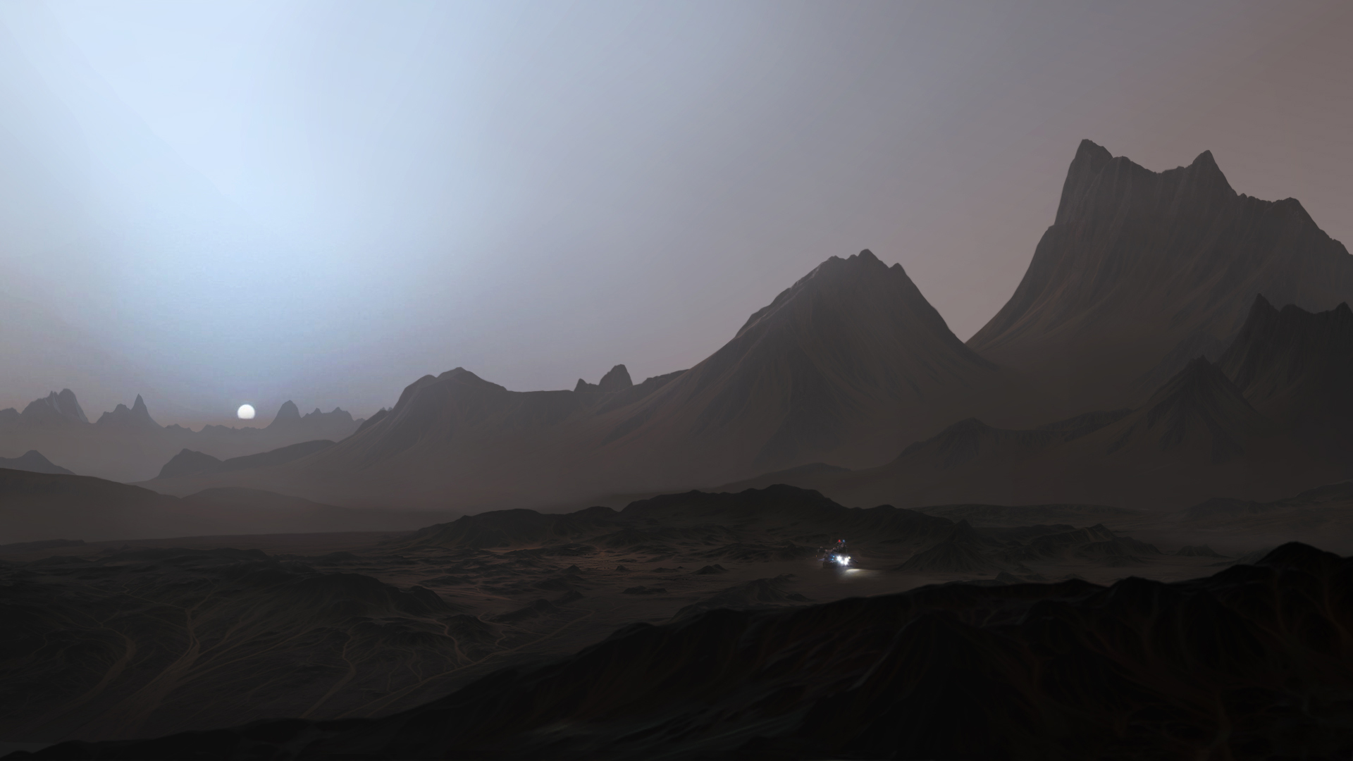 Welcome: Matte Painting: Environments for Film