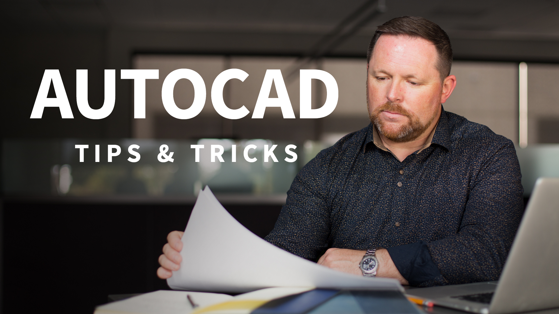 Use the new blocks palette in AutoCAD 2020: AutoCAD: Tips & Tricks