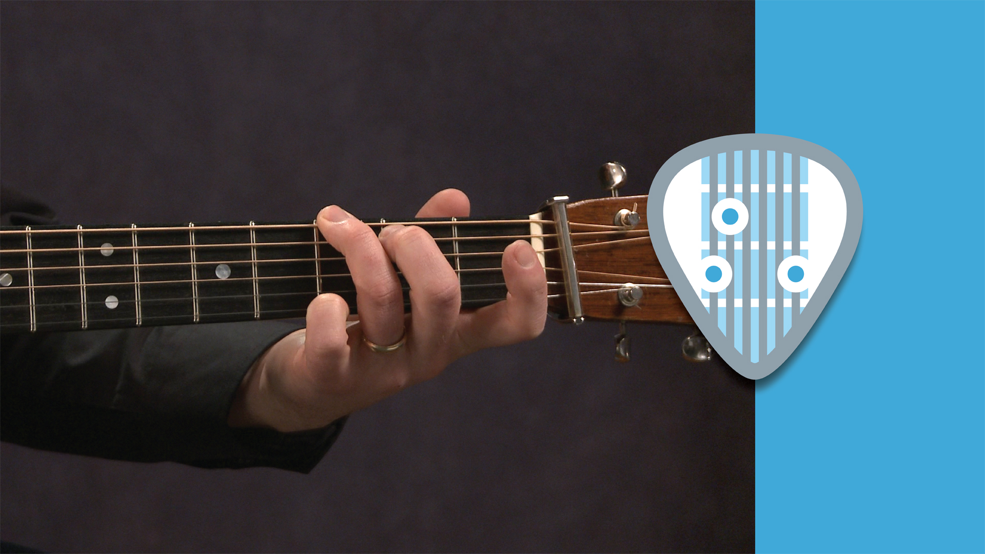 Welcome: Acoustic Guitar Lessons with Bryan Sutton: 1 Picking, Fretting, and Chords