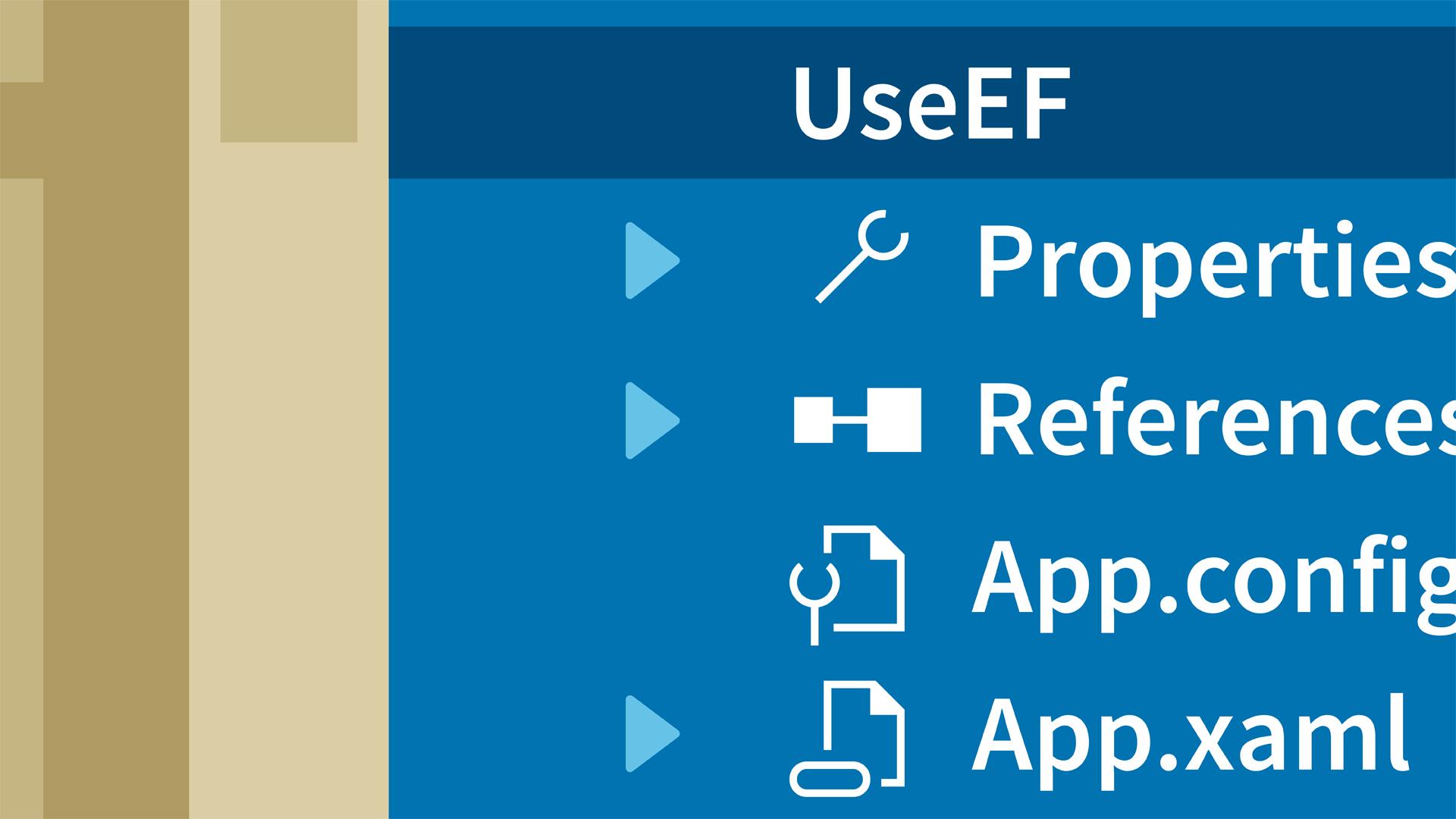Visual Studio Essential Training: 11 Data Tools