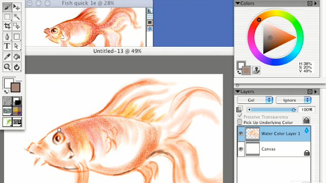welcome: Getting Started with Corel Painter 8