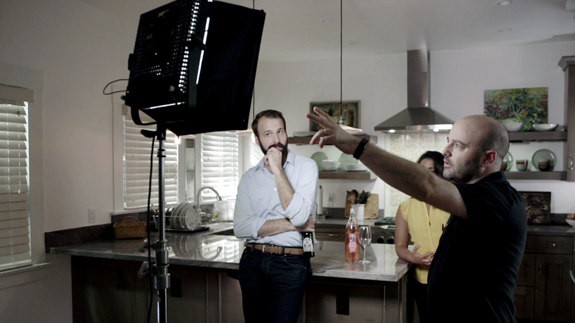 Lighting actors and products together: Advanced Cinematic Video Lighting