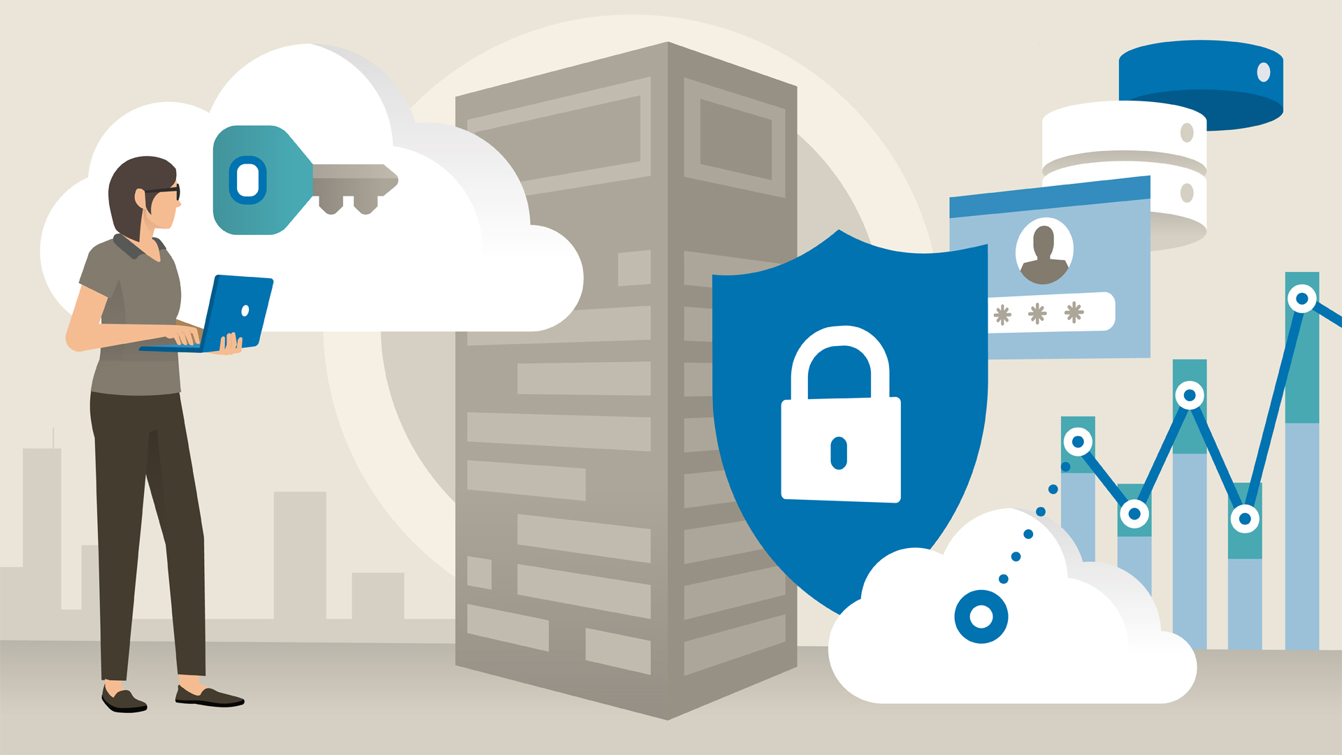 Protecting financial data: Cloud Security Considerations for the Financial Services Industry