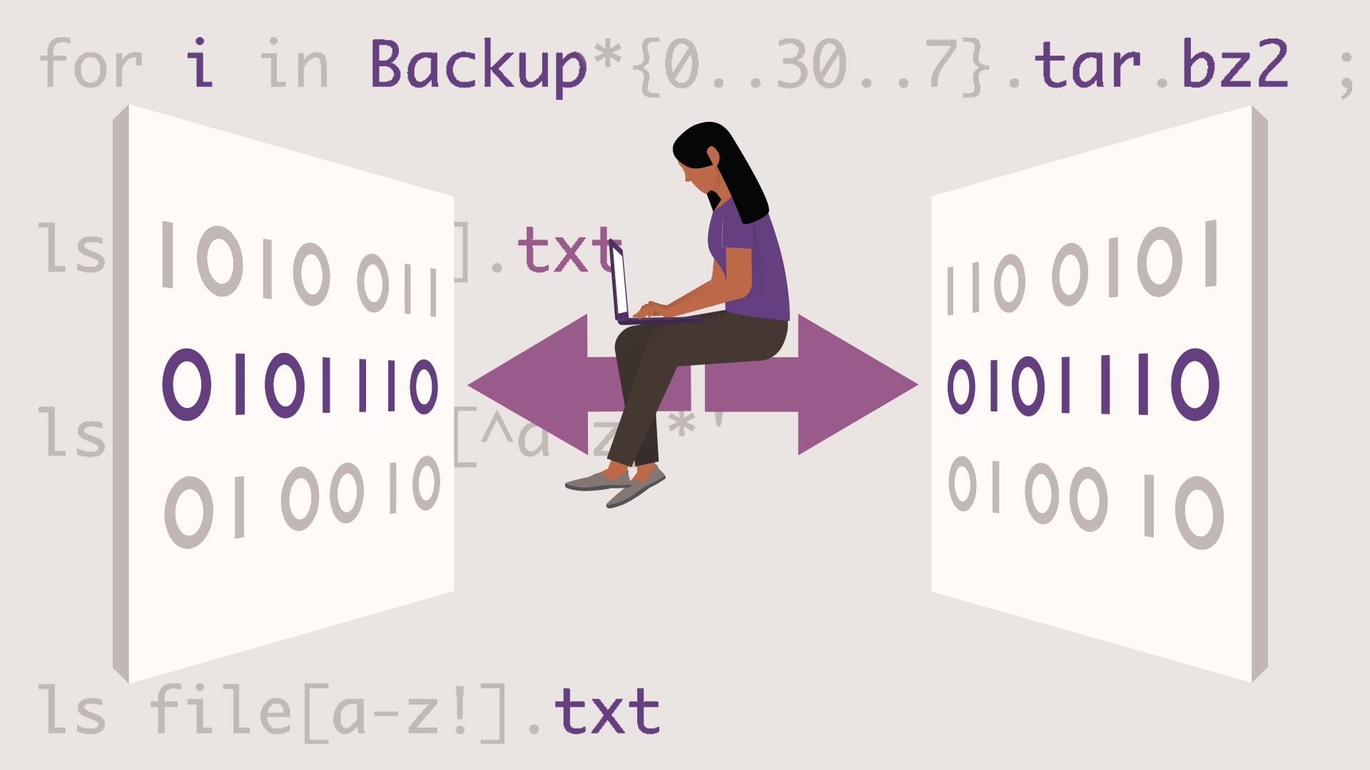 Bash Patterns And Regular Expressions