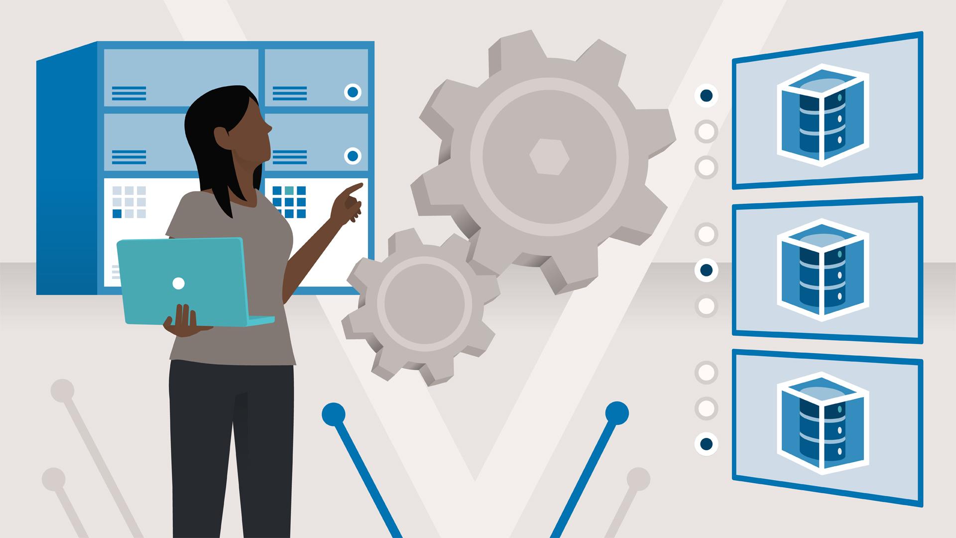 Increase enterprise network flexibility with Hyper-V: Windows Server 2019: Configure Hyper-V