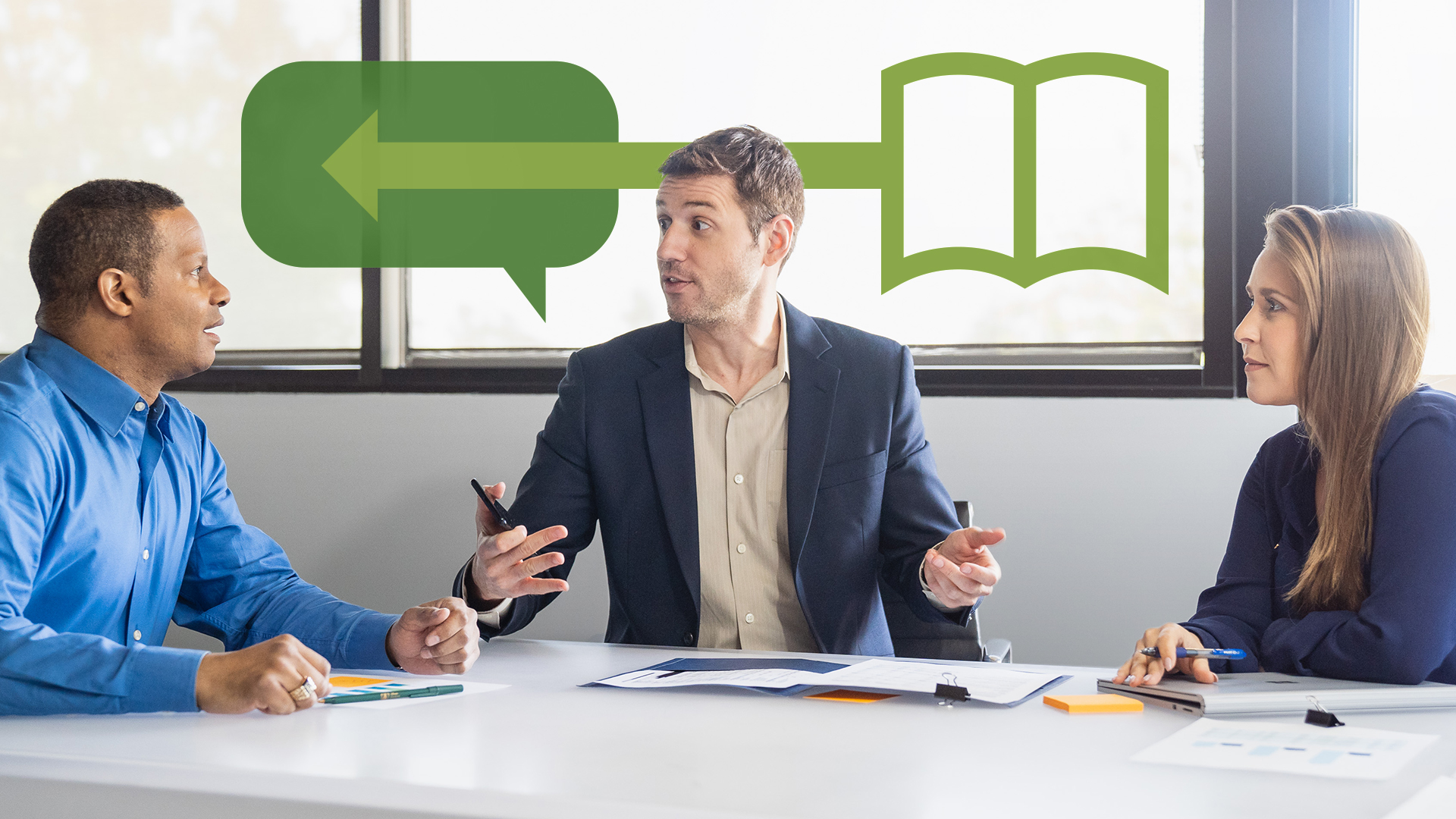 Addressing leadership with story: Leading with Stories