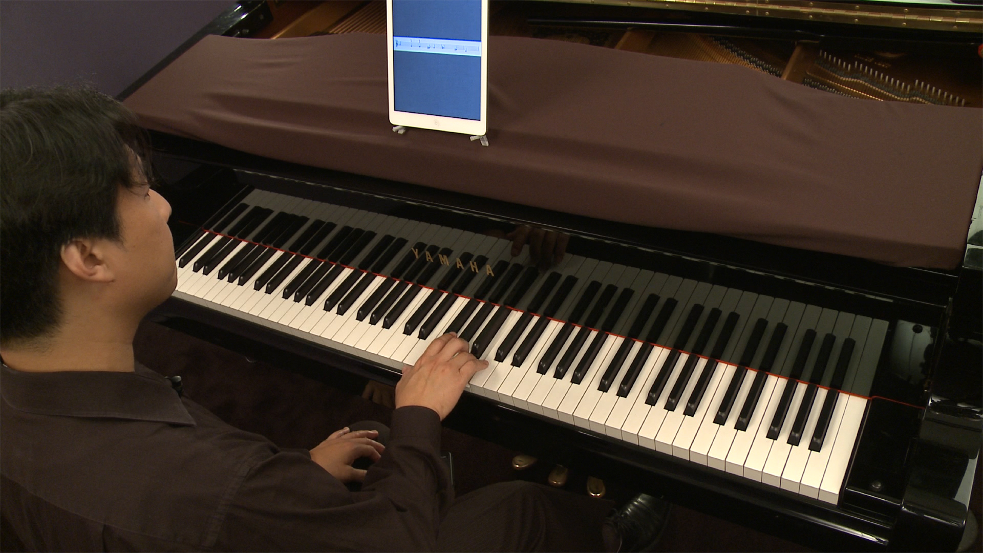 Piano Lessons: 1 Fundamentals