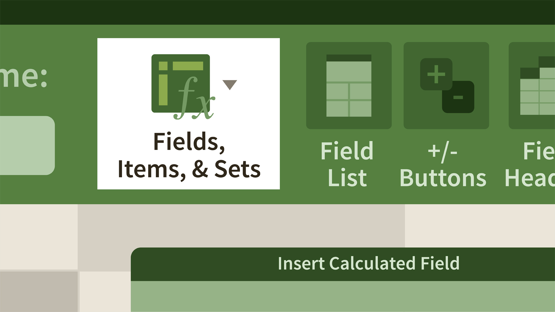 Excel for Mac: PivotTables in Depth