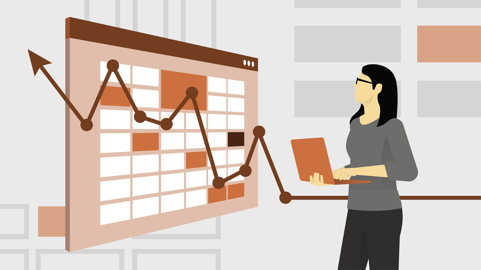 Lynda excel 2007 business statistics torrent