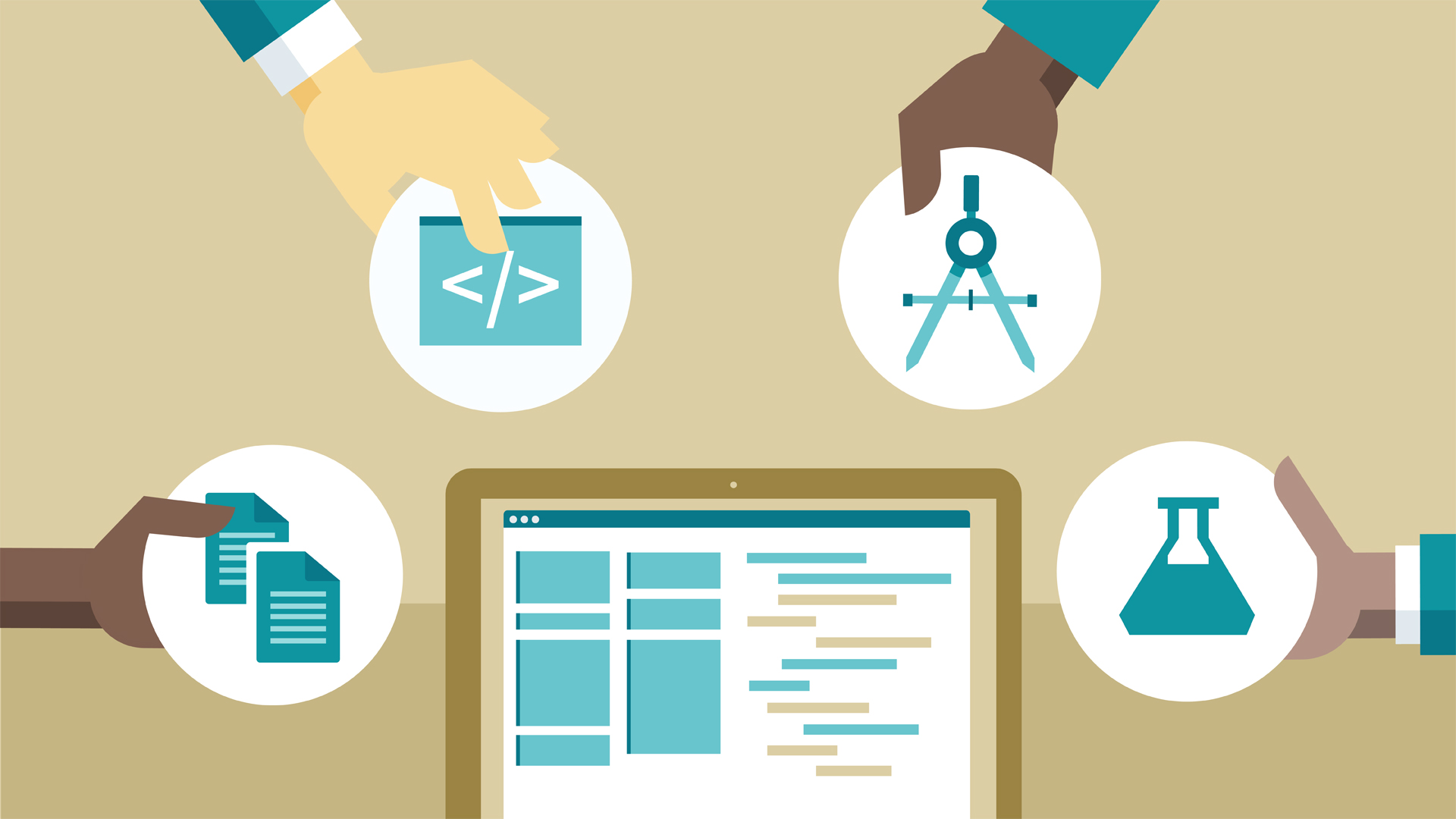Software Team Icon
