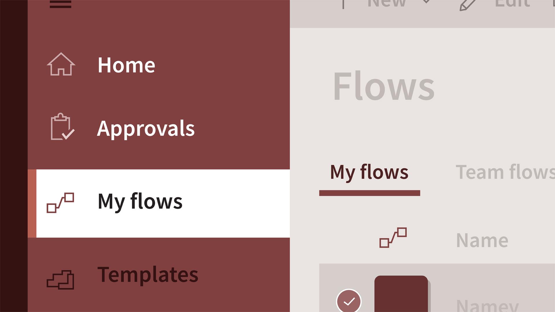 Microsoft Flow: Approval Flows