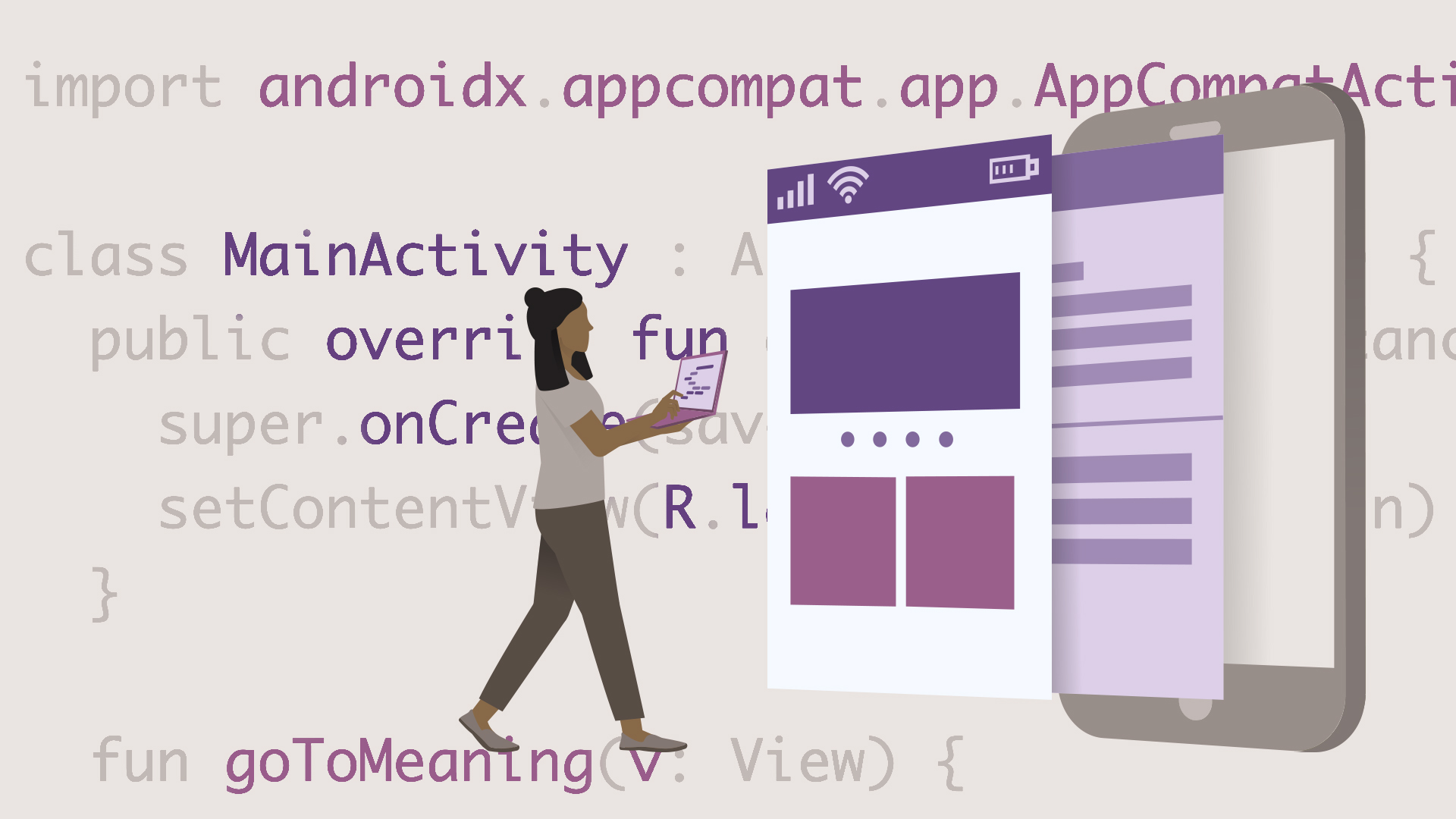 Kotlin for Android: Creating a Two-Screen App
