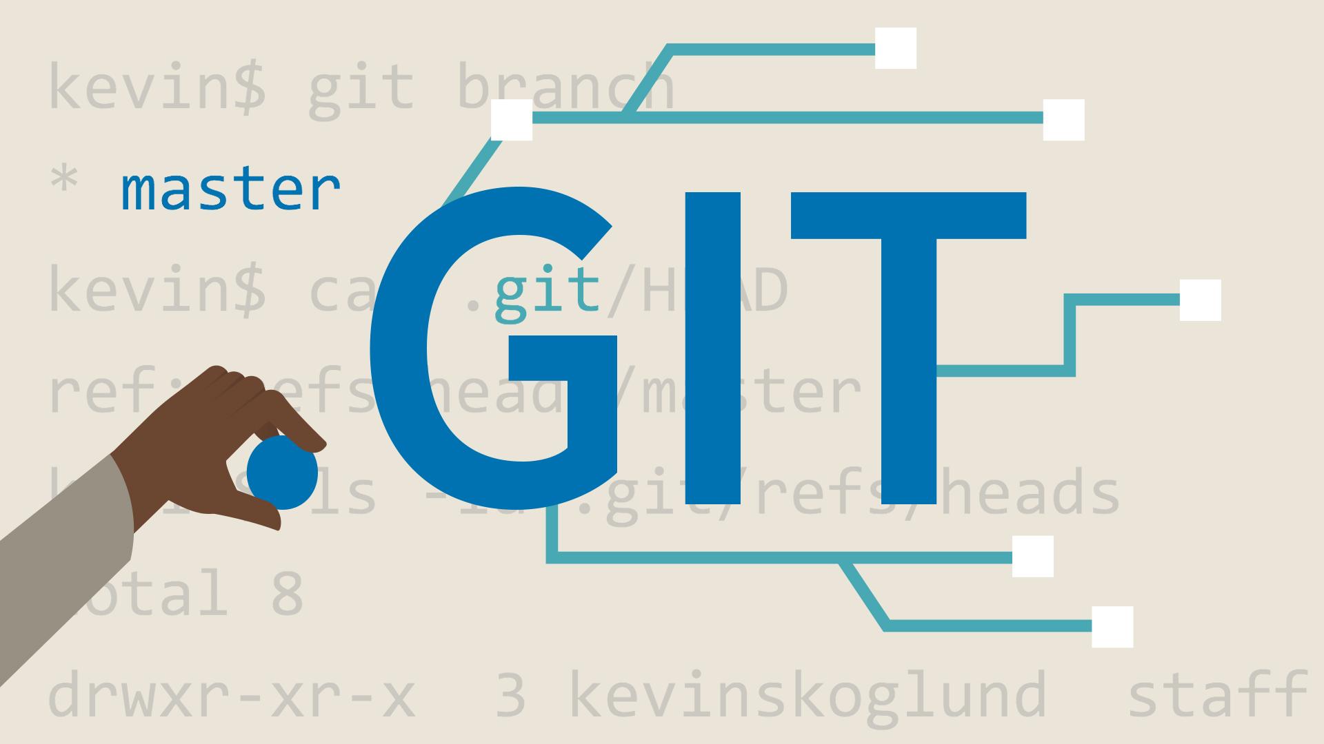 Git Essential Training: The Basics