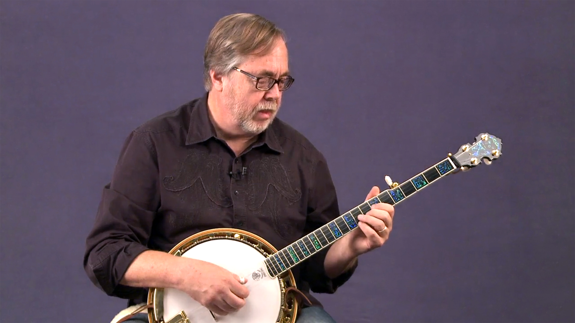 Welcome: Banjo Lessons with Tony Trischka: 1 Fundamentals