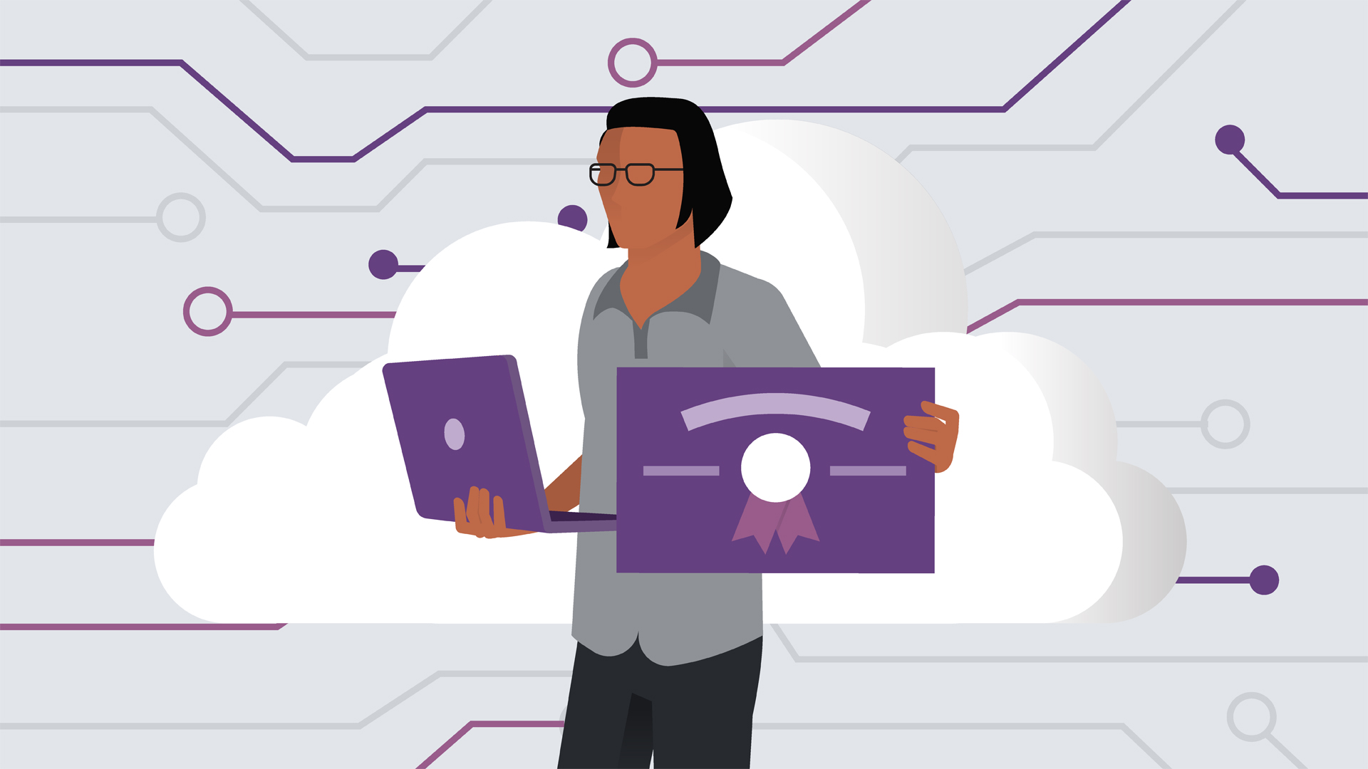 Moving towards the cloud: Cloud Computing Careers and Certifications: First Steps