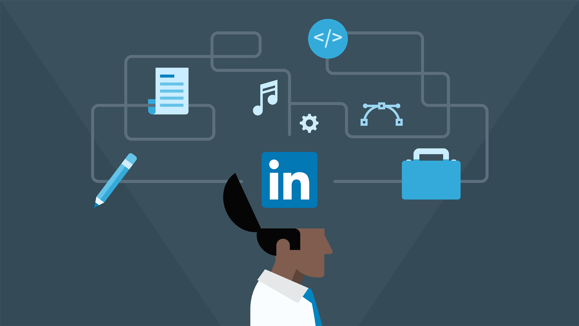 Gaining Skills with LinkedIn Learning