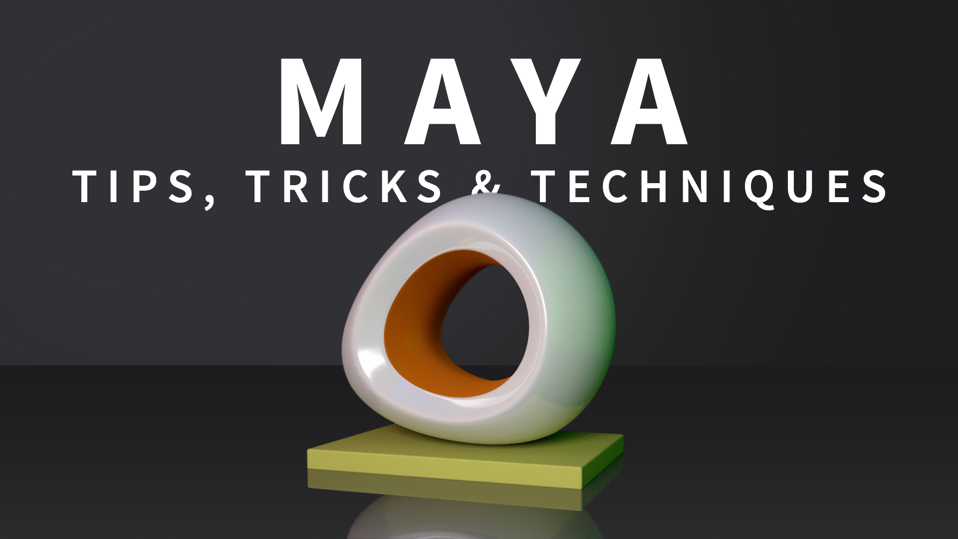 Get the best quality out of Arnold renders: Maya: Tips, Tricks, & Techniques