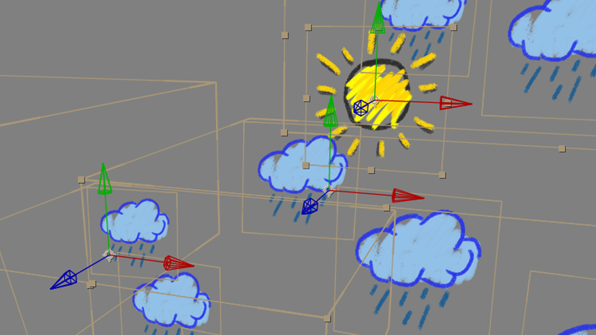 Line Art In After Effects : Creating looped animation with expressions