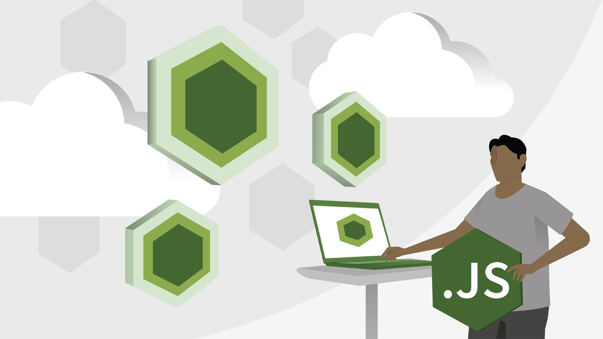 The course overview: Modernize Node.js Apps with Azure App Service