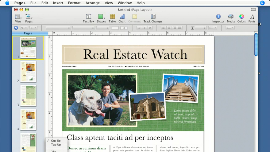 Welcome: Pages '08 Essential Training
