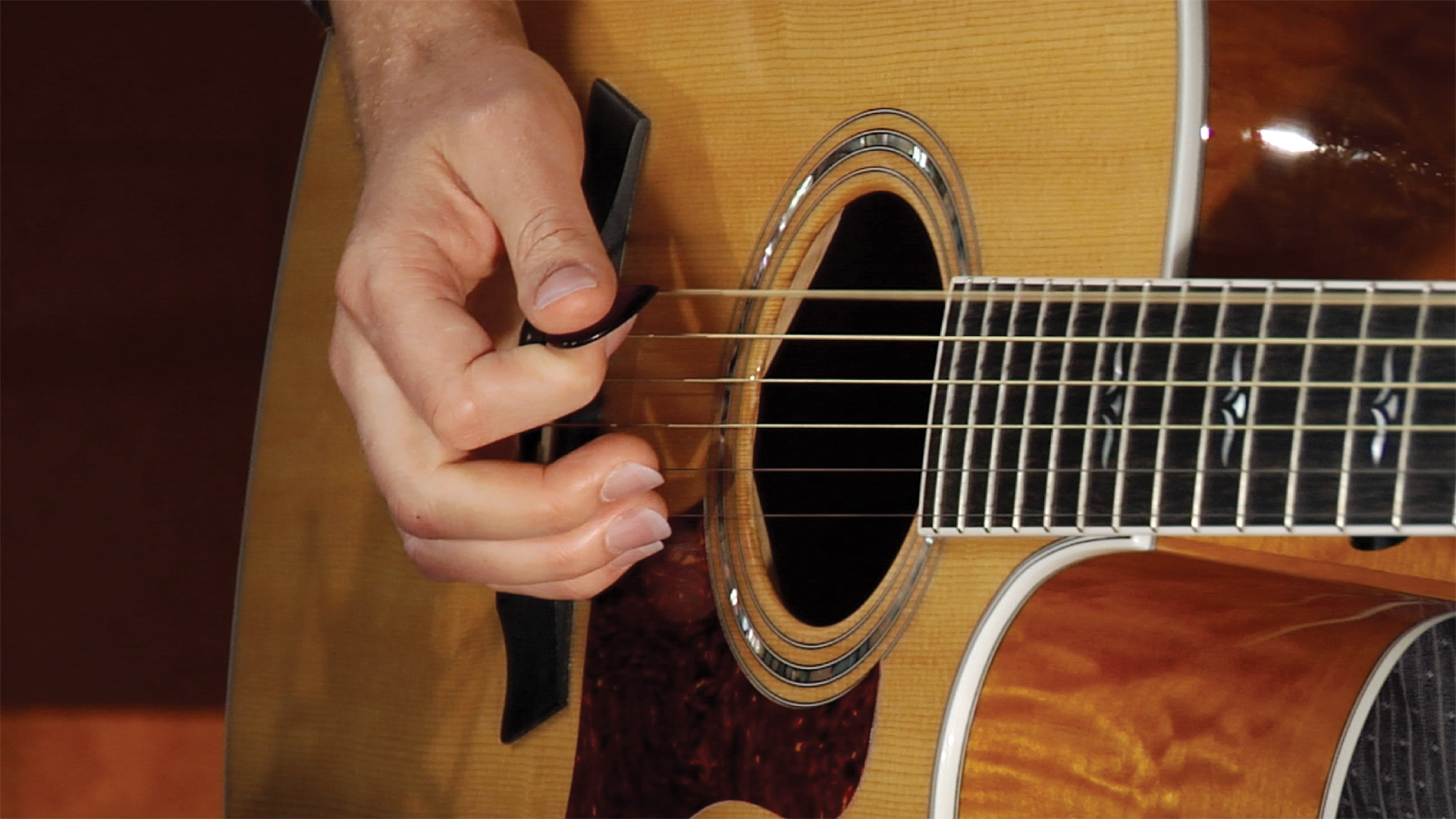 Beginning Acoustic Guitar Music Lessons