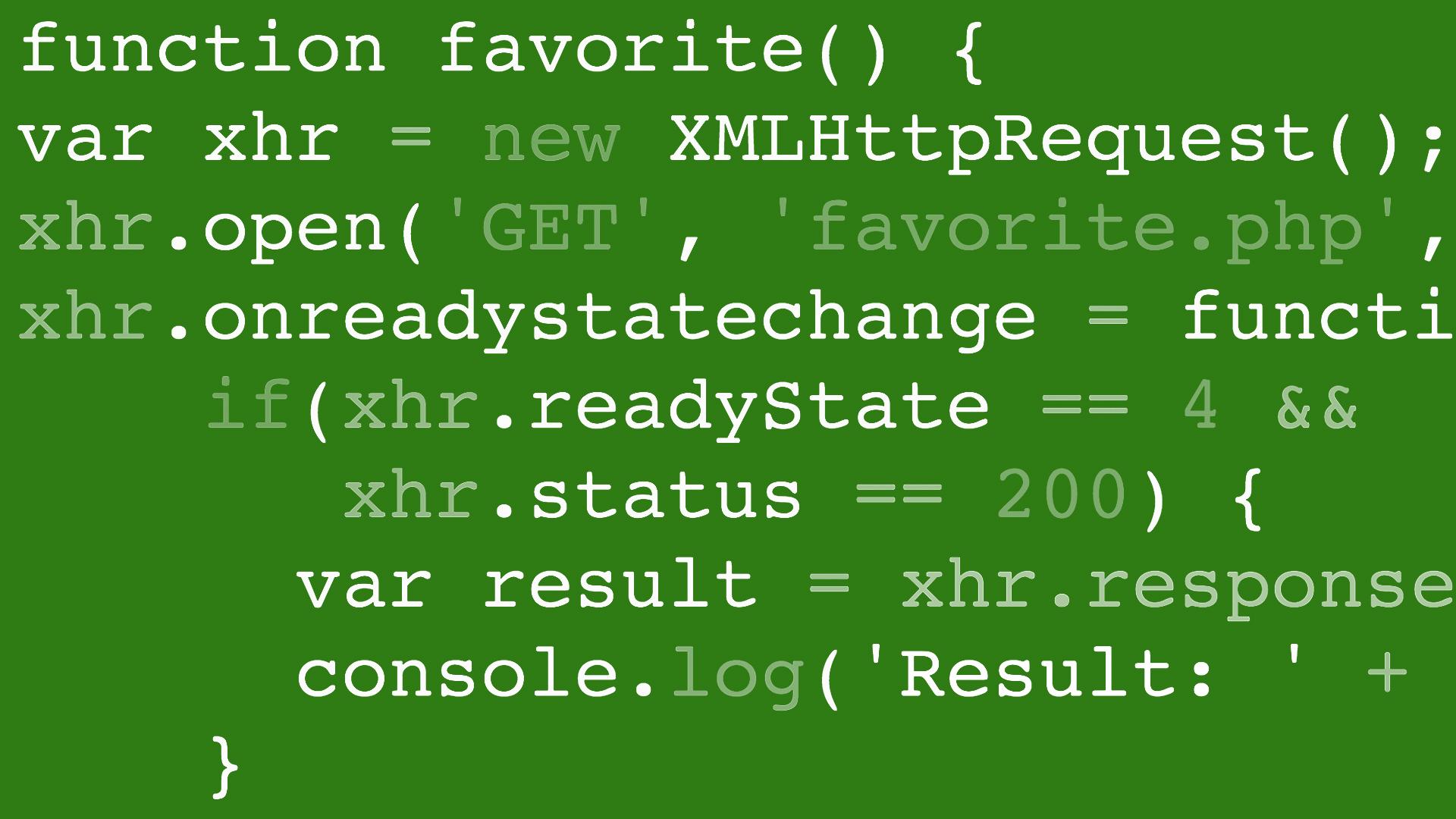 دانلود رایگان فیلم های آموزشی lynda | Ajax with PHP: Add Dynamic Content to Websites