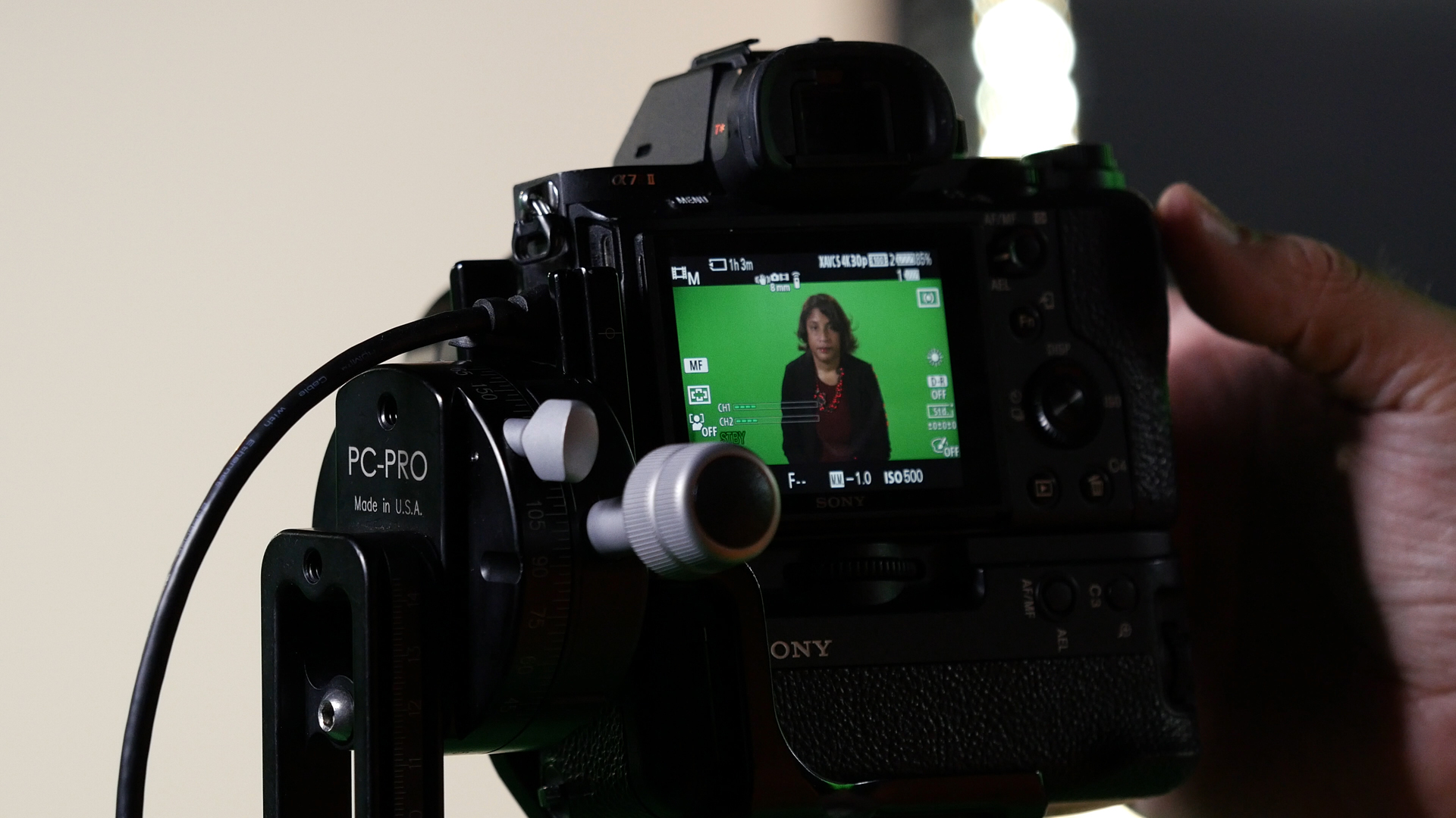 Video Green Screen Workflows