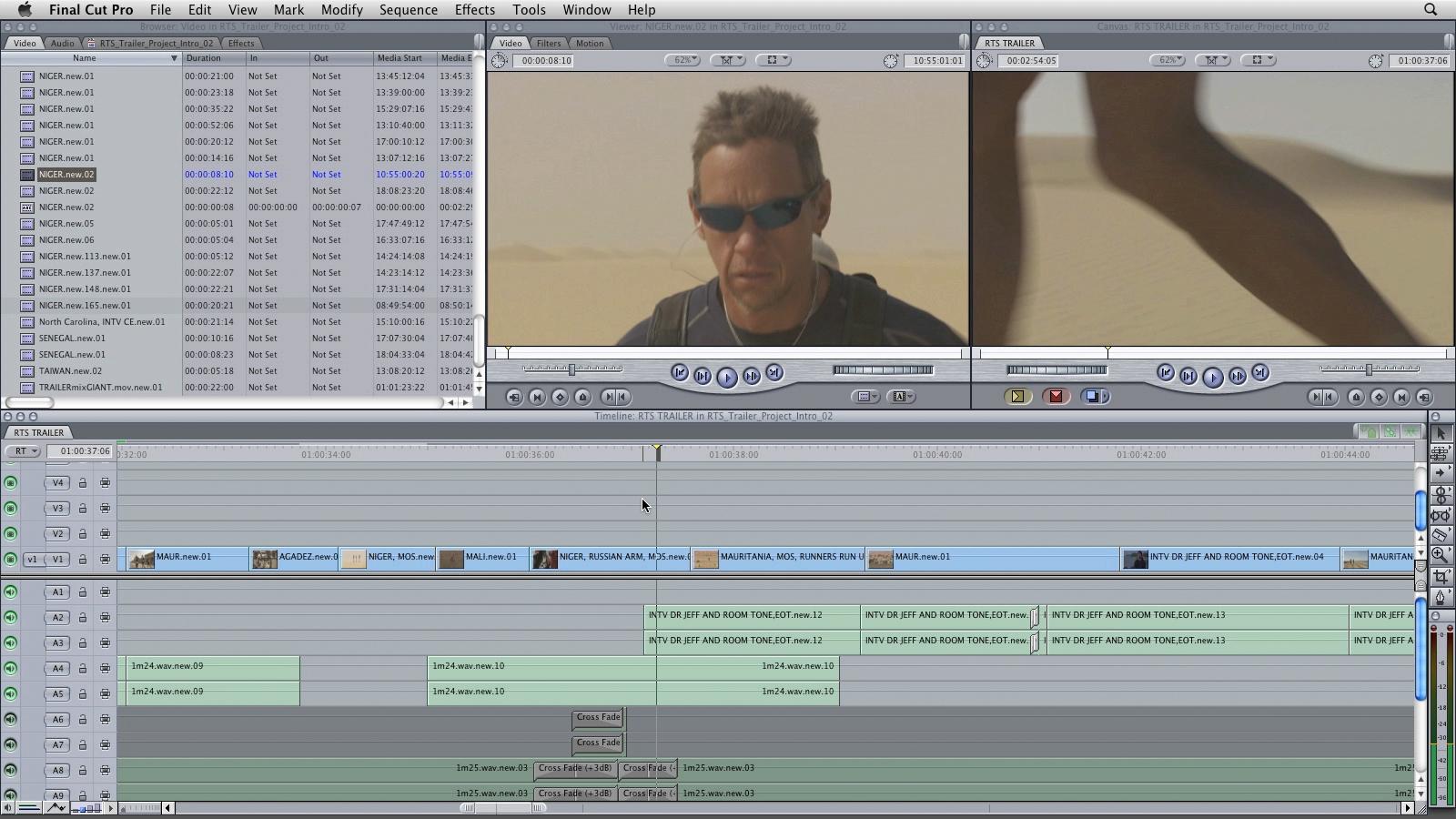 : Final Cut Studio Overview