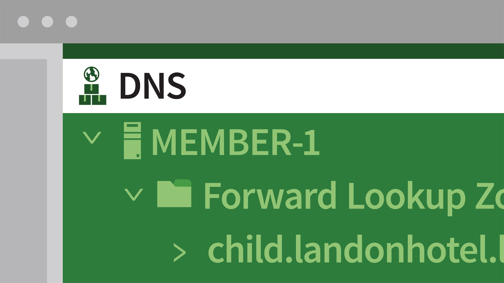 Welcome: Windows Server 2016: DNS